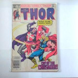 3/$30 Vintage 1983 Thor Comic Book